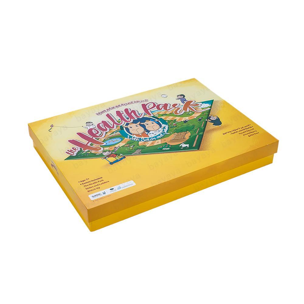 Hot Sale Custom Design Paper Plastic Board Game Printing for Kids