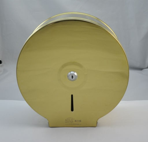Stainless Steel 304 Chrome Jumbo Toilet Paper Holder Roll
