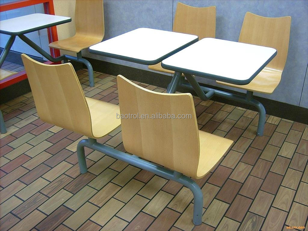 Clean cafeteria tables - Clean Cafeteria Tables