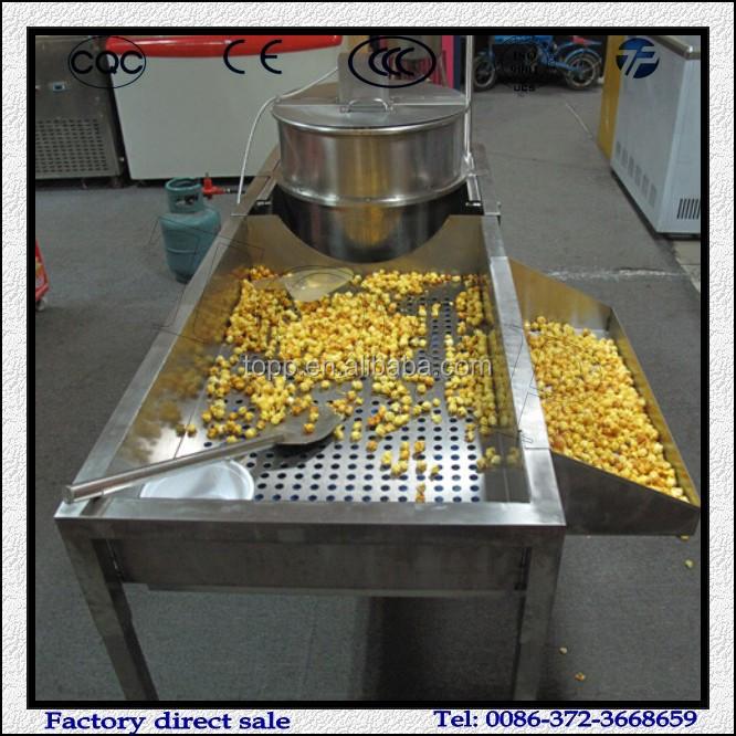 Corn Puff Making Machines Corn Puffing Machine Supplier