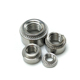 Aluminum auto lathe turning knurling- nuts