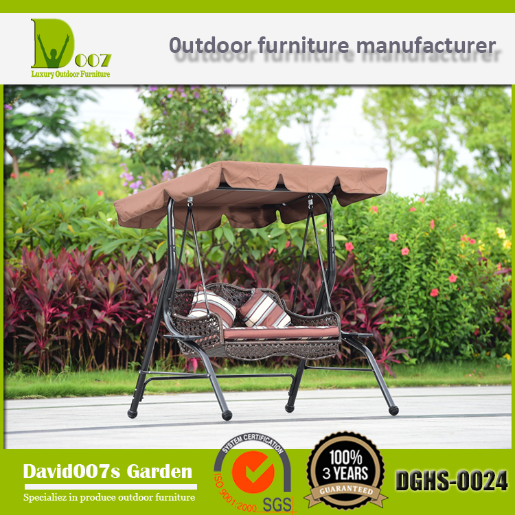 David007s garden DGHS-0024 Swing Chair And 4 Seater Swing Chair