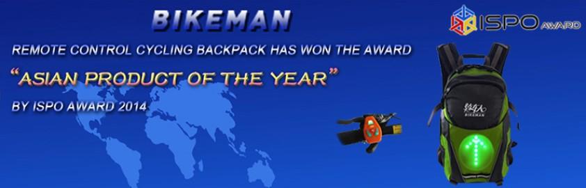 Waterproof waist bag sport waist bag led turn signal running bag belt