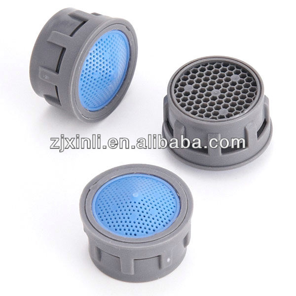 High Quality POM Water Aerator Core Water Saving Faucet Aerator X4013