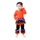 chinese wholesale children market clothing christmas outfits