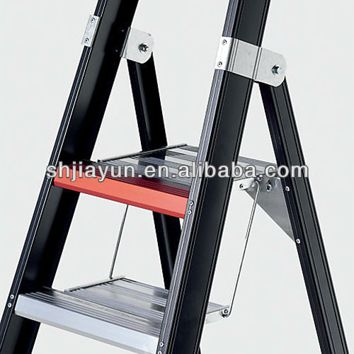 various sizes 6063 t5 aluminum pipe ladder aluminum tube products