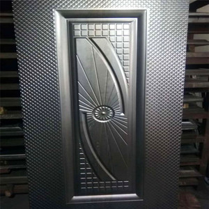 1.2mm steel/metal moulded steel door skin