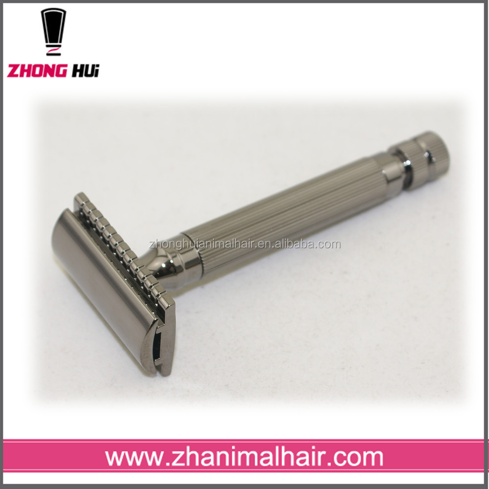 men shaving system double edge shaving razor single blade