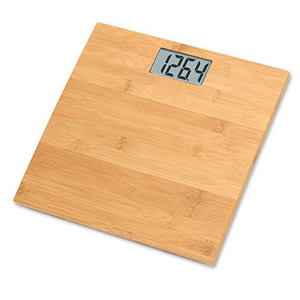 Kitchen Precision Electronic Products natural Bamboo Digital Scale