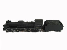 ho scale train model steam locomotives
