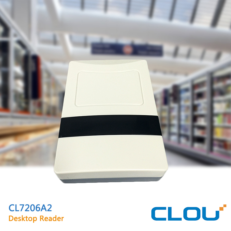 CL7206A2 card skimmer rfid windshield tag long distance rfid reader