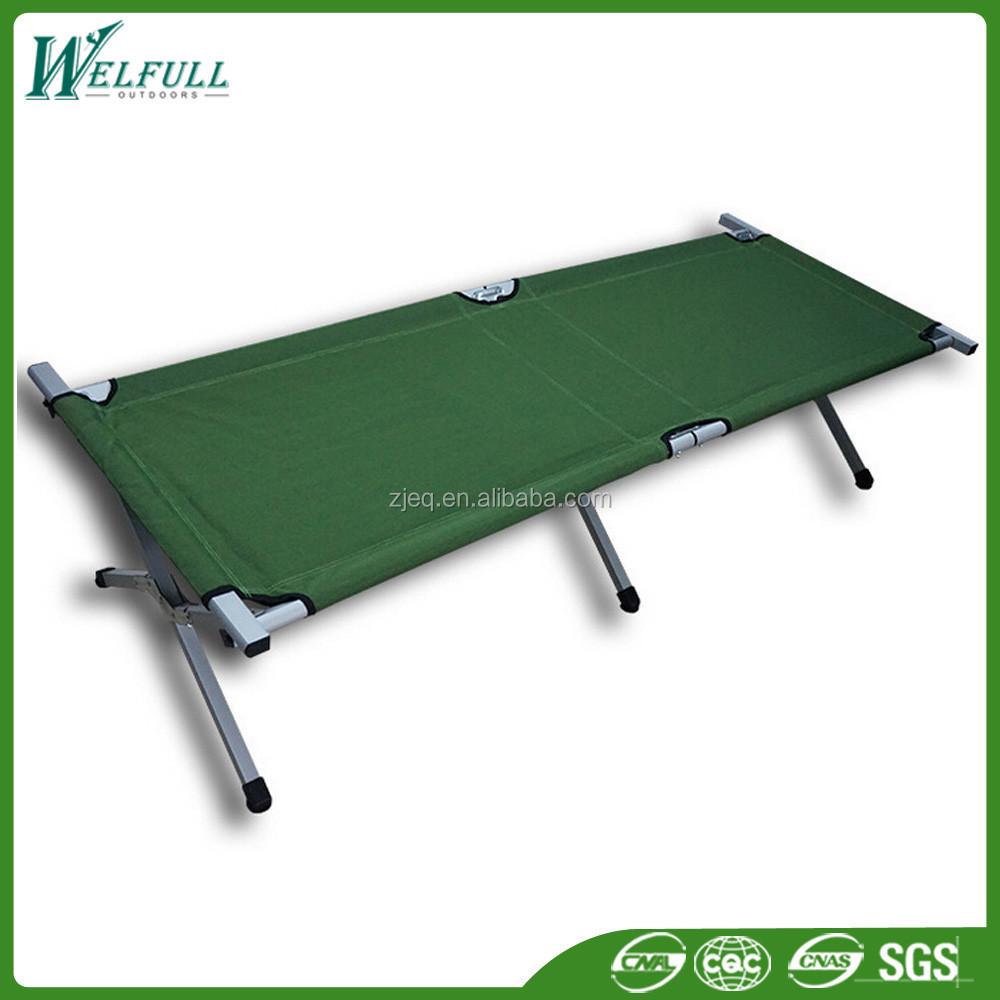 Volwassen moderne outdoor metalen opvouwbare leger campingbedje klapstoelen product id - Modern bed volwassen ...