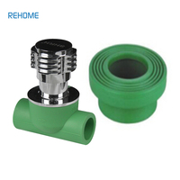 China Factory Plastic Flange Adaptor ppr pipe fitting plumbing fittings manufacturers in india