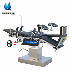BT-RA019 CE ISO hospital mechanical operating table for sales