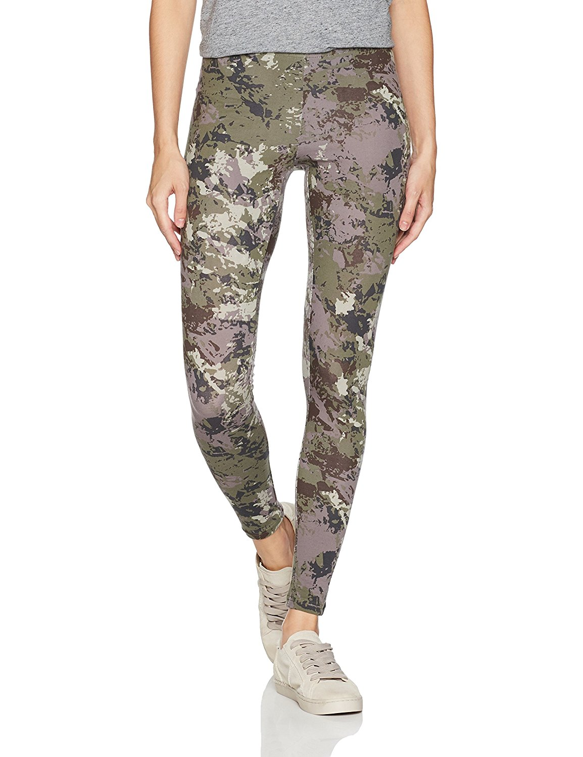 NEW Girls New York Camouflage Tracksuit Camo Top /& Leggings Pink Green Age 7-13