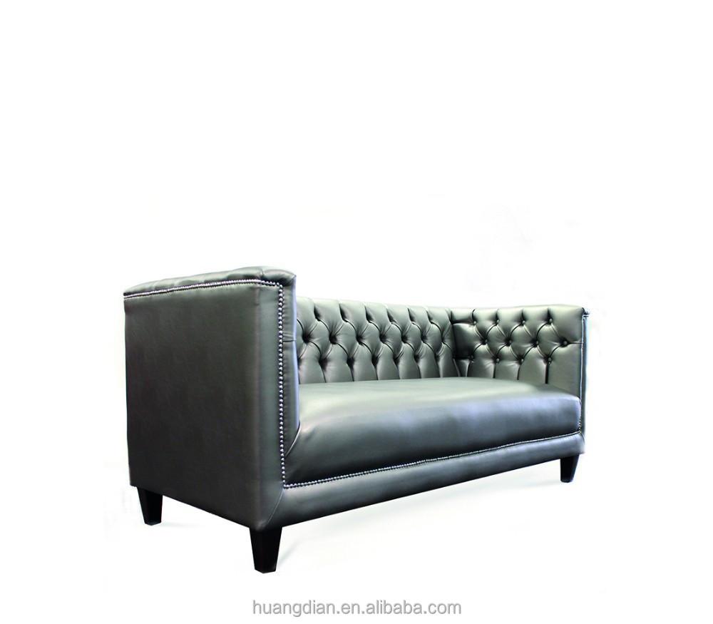 Chesterfield lederen sofa set moderne turkse meubels chesterfield ...