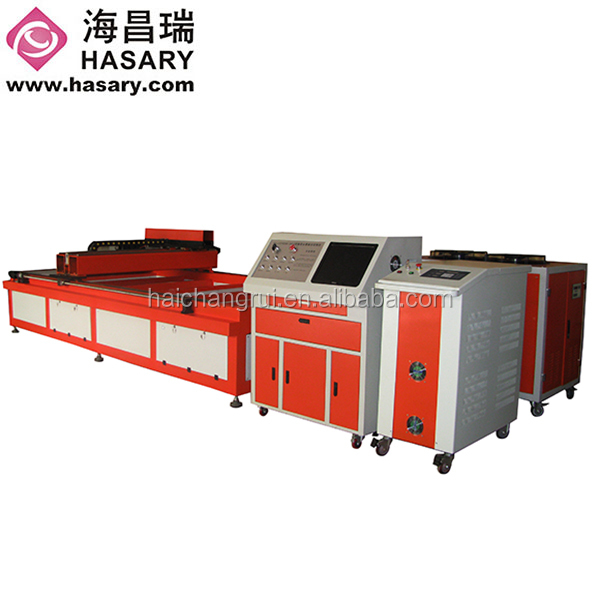 Heavy duty CNC system 1000w fiber sheet metal laser cutting machine price for metal pot holder