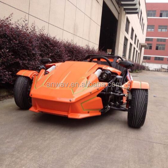 Direct Selling EEC 250cc reverse trike for sale/ztr trike roadster