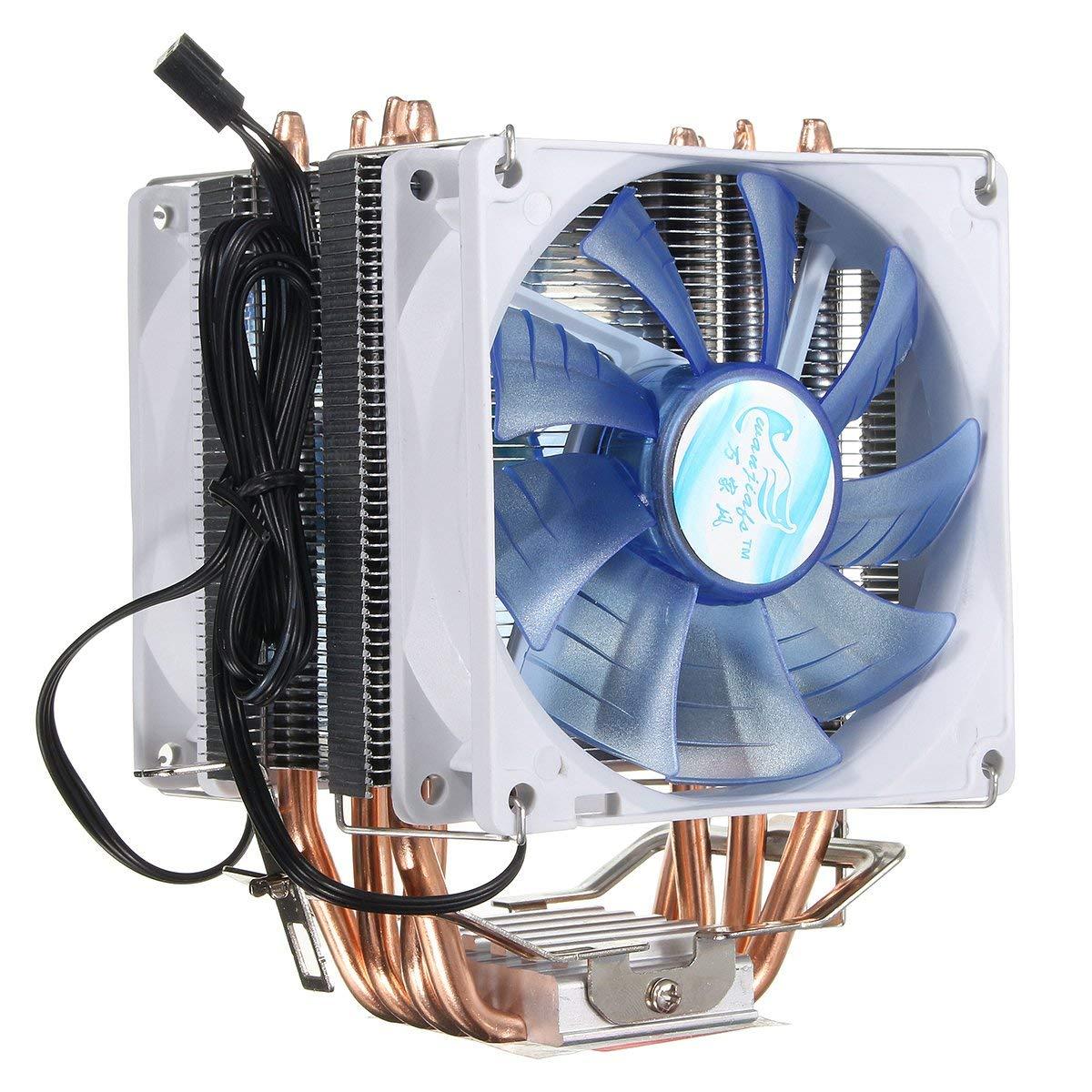 Cheap Lga775 Amd Find Deals On Line At Alibabacom Fan Processor Lga 775 Original Get Quotations 92mm 3 Pin Blue Led Copper Cpu Cooler Cooling Heat Sink For Intel