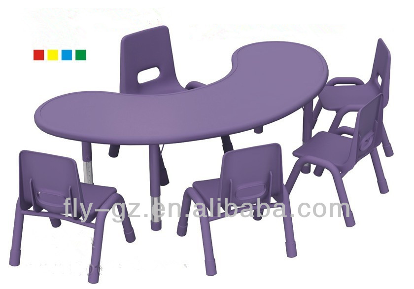 Good quality kindergarten furniture,kids desk and chair