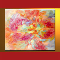 Wholesale Handmade Abstract Oil And Acrylic Paintings