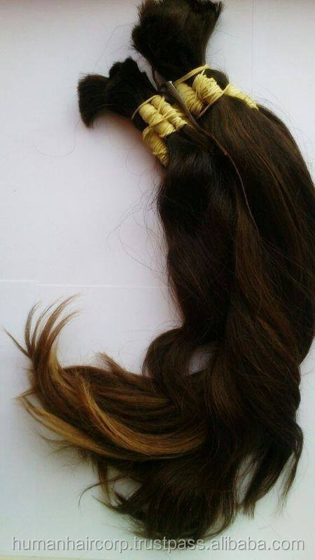 Brazilian virgin hair weave complete cuticle 22inches human virgin hair