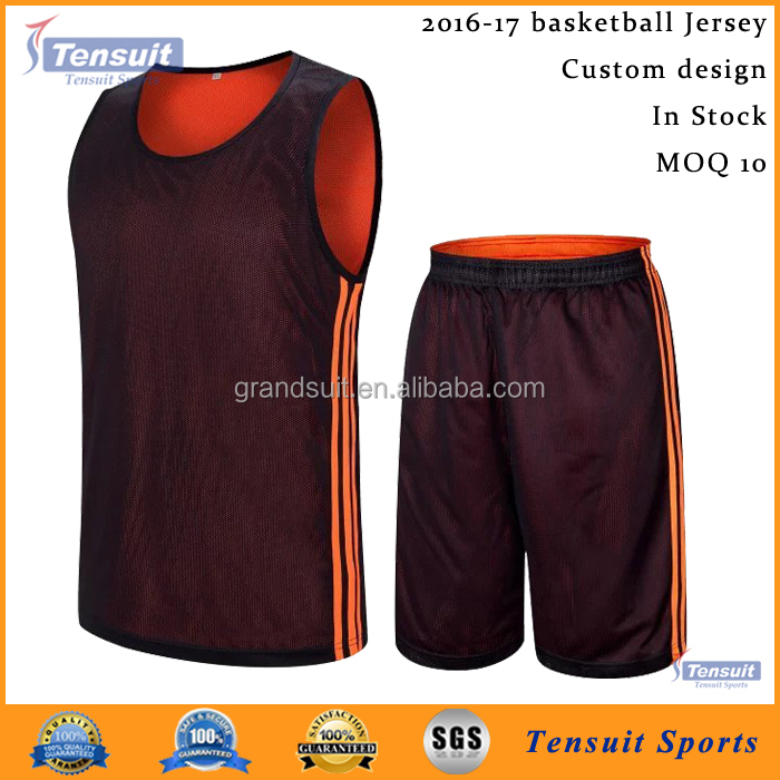 high quality basketball jersey set customize personal basketball jersey reversible dri fit sublimation basketball uniform OEM