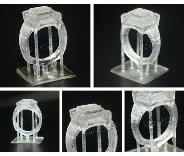 Mingda 3d Wax Printer For Jewelry Model Making Machine