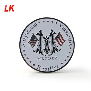 Promotional American Flag US Military Metal Souvenirs Coins No Minimum