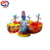 indoor candy house toys amusement park sale 4 seats ride for kids