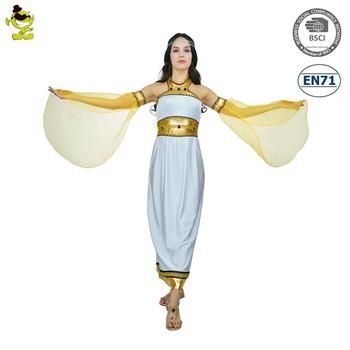 halloween costume egyptian cleopatra aboriginal costumes princess dress sexy queen skirt summer lady wearing