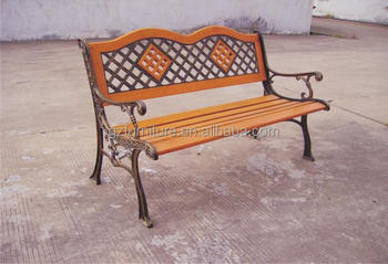 Antique Cast Iron Wrought Iron Park Bench Garden Bench Price