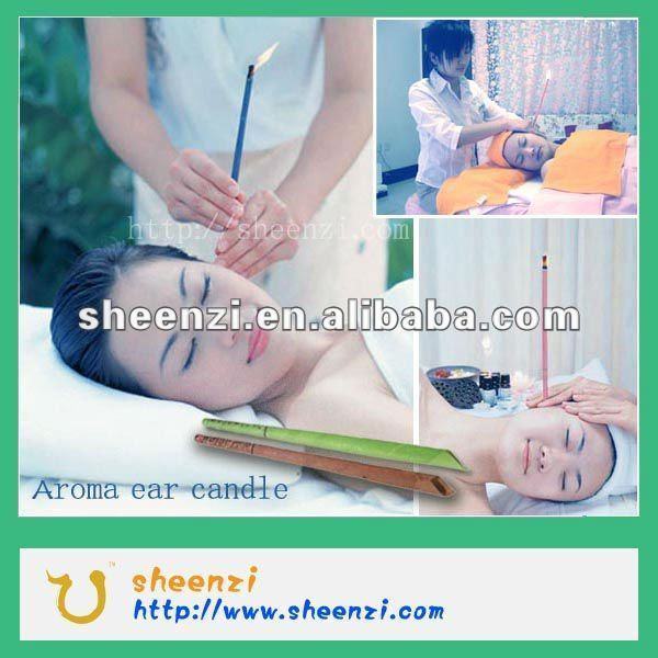 2012 Aroma ear candle/incense stick ear candle