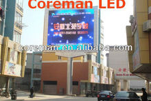 p20 p10 p16 outdoor full color led screen / P16mm outdoor dual module LED display for bank,shop...