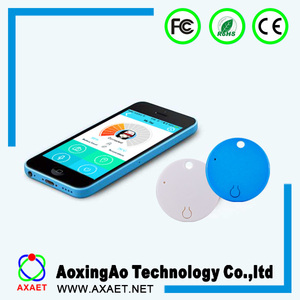 Bluetooth Key Finder Stickers Tags Locator Wallet Finder Cellphone Finder  Remote Controller For IOS Android