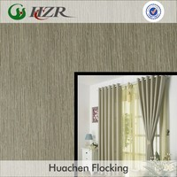 decorative embossed cationic dye blackout curtain fabric