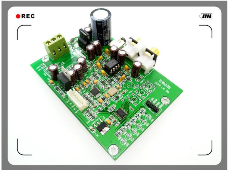I2s Digital Input Audio Dac Decoder Board 9018 Csr8675 Bluetooth Module  Es9028q2m - Buy Es9028q2m Dac Decoder Board,I2s Audio Module,Csr8675  Bluetooth