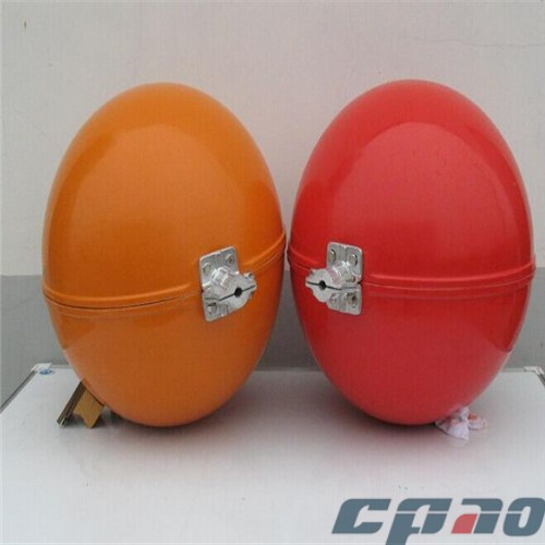 Power Line Marker Ball/aircraft Warning Sphere/obstruction Marking ...