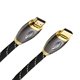 High-Speed HDMI Cable gold plated Zinc alloy shellSupports Ethernet (4K 60Hz)-Gold Plated Connectors3D 4K HDTV