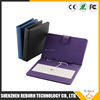 7 Inch Tablet PC Leather Keyboard Case Micro USB 7 Inch Tablet PC Case with Keyboard
