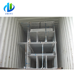Paint-drying scaffold ladder and roller scaffold for sale
