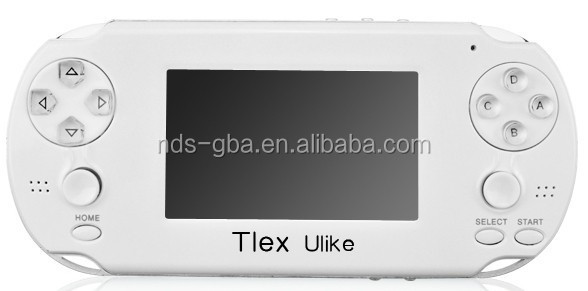 micro TF slot,max to 32 GB smart game console Tlex Ulike