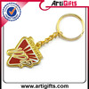 High end metal high quality keychain murah