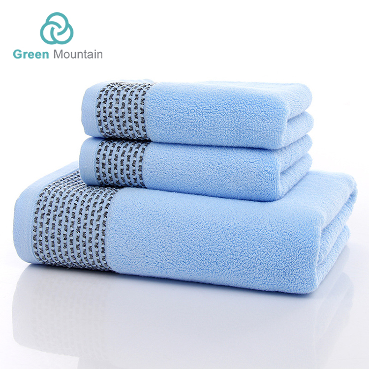 Green Mountain cake kitchen hand bath towel packaging