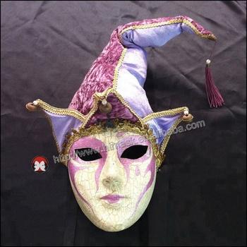 Cadilar Bayrami Noel Sus Performans Boyama Venedik Maske Maske Tam