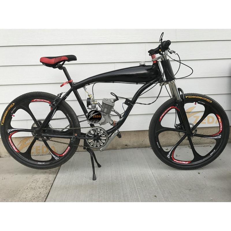 Chopper Frame WHEEL Extension CNC Motorized Bicycle