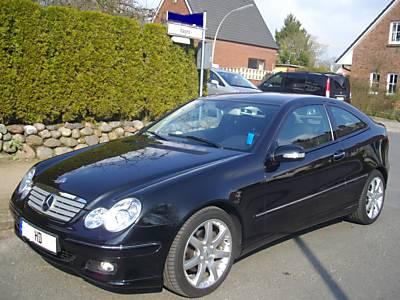 mercedes-benz c 200 kompressor sport coupe car - buy mercedes