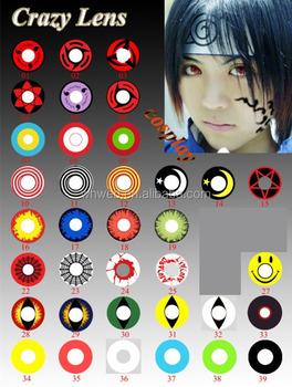 Crazy Halloween Contacts coloured contact lenses Halloween Contact Lenses Colored Contacts Crazy Contact Lenses