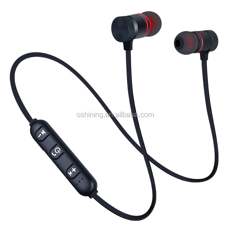 2019 Hot Sell Popular Promotional Gift Cheap Mini Magnetic Wireless Earbuds Bluetooths Earphones In-ear Headphones