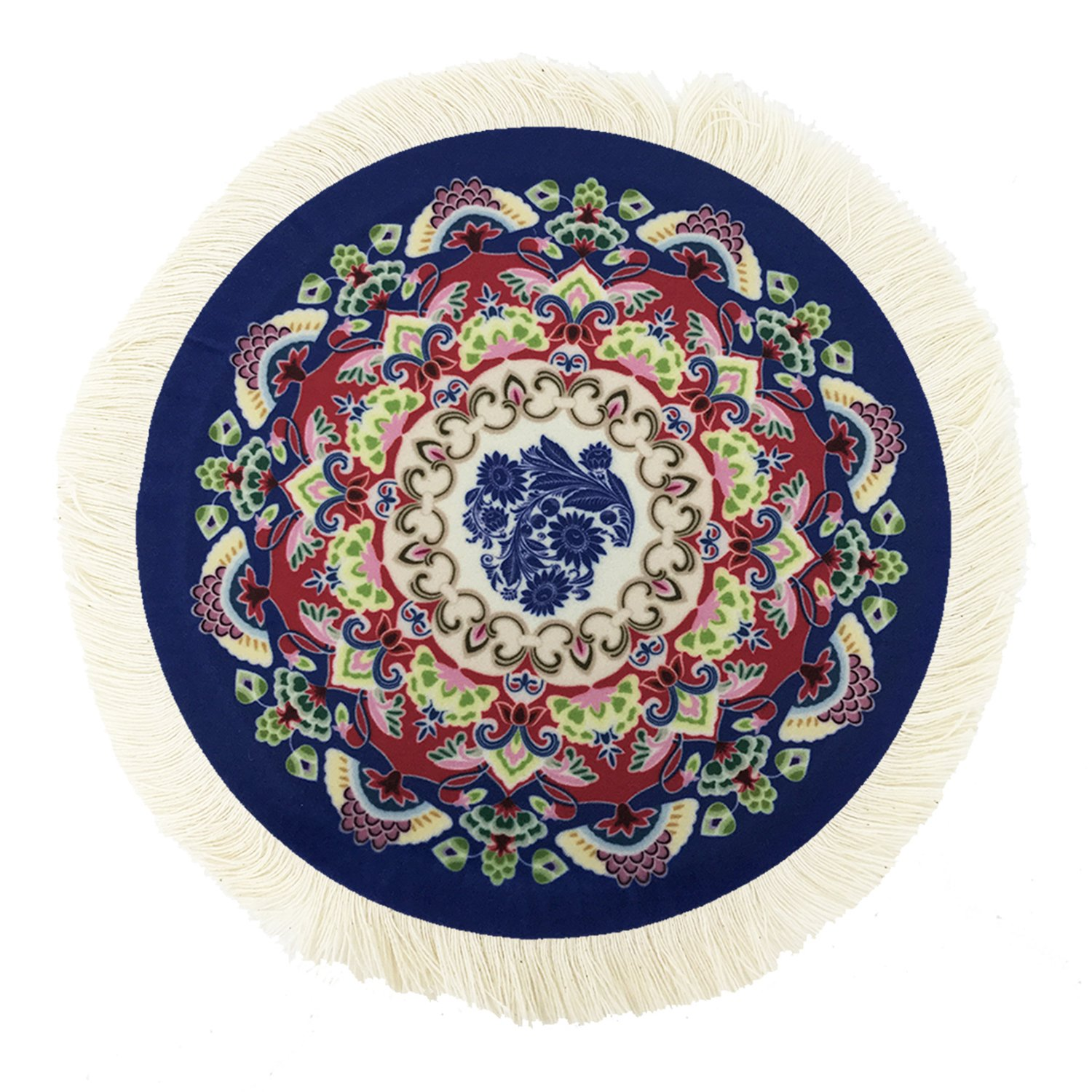 Get Quotations Oriental Rug Mouse Pad Xylxyl Persian Style Mat 9 Inches